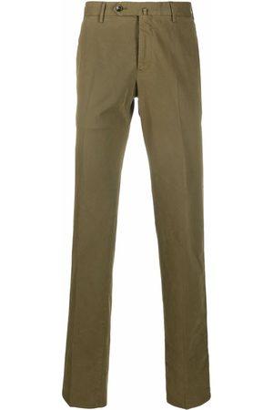 PT01 Men Formal Pants - Slim-cut tailored trousers
