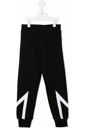 Neil Barrett Logo-print track pants