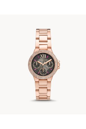 Womens Women Watches - Michael Kors Women's Camille Multifunction -Tone Stainless Steel Watch