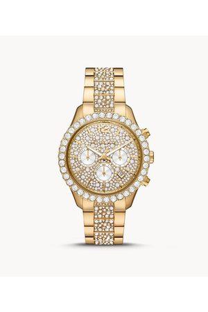 Womens Michael Kors Women's Layton Chronograph -Tone Stainless Steel Watch