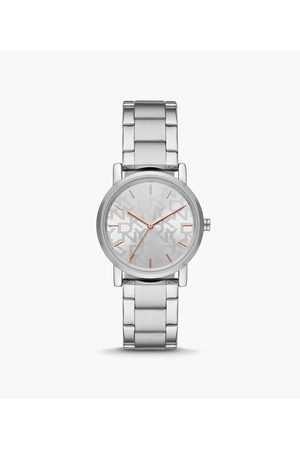 Womens Women Watches - DKNY Women's Soho Three-Hand Stainless Steel Watch
