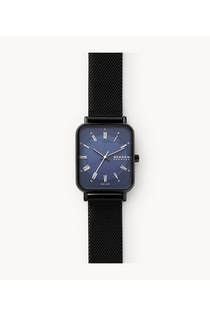 Womens Skagen Women's Ryle Solar-Powered -Tone Stainless Steel Mesh Watch