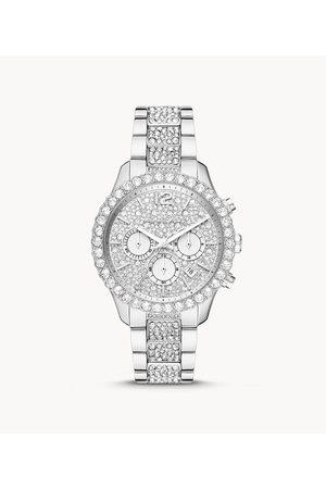 Womens Women Watches - Michael Kors Women's Layton Chronograph Stainless Steel Watch