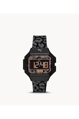 Womens Women Watches - Puma Women's Mini Remix Lcd Polyurethane Watch
