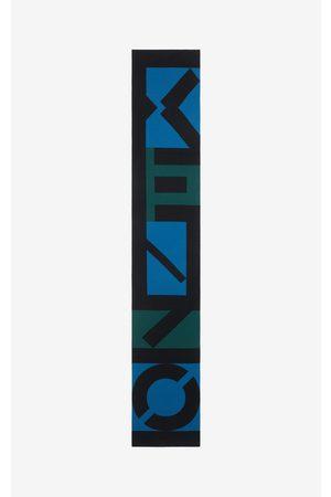 Kenzo Scarves - Sport wool scarf