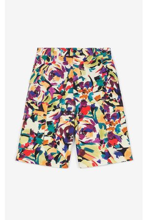 Kenzo Shorts - Archive Floral' cargo shorts
