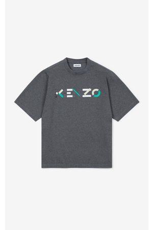 Kenzo Multicoloured oversize Logo T-shirt