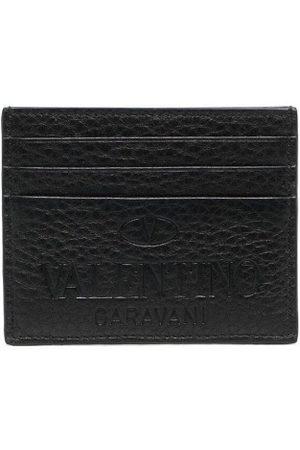 VALENTINO GARAVANI Debossed-Logo Cardholder