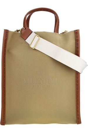 VALENTINO GARAVANI Debossed-Logo Tote Bag