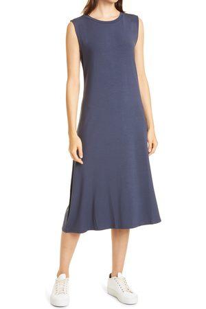 Eileen Fisher Women's Sleeveless Jersey Shift Dress