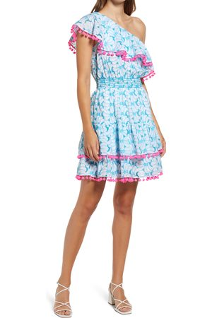 Lilly Pulitzer Women's Lilly Pulitzer Addilyn Cotton Fit & Flare Dress