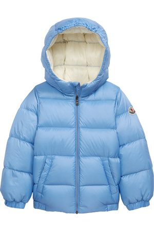 Moncler Infant New Macaire Water Resistant Hooded Down Puffer Jacket