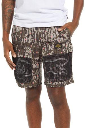 ICECREAM Men's Strawberry Cargo Shorts