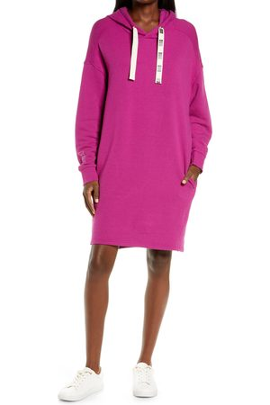 UGG Women's UGG Aderlyn Fleece Lounge Hoodie Dress