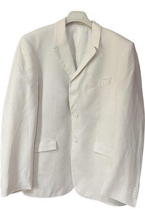 Thierry Mugler Linen suit