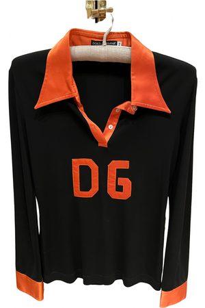 Dolce & Gabbana Silk polo