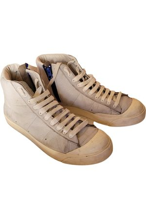 Nike Leather high trainers