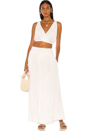 Free People X REVOLVE Angie Set in Ivory.