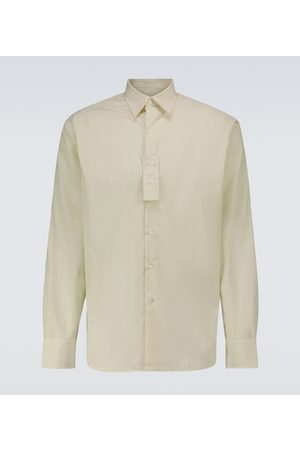 Lanvin Long-sleeved cotton shirt