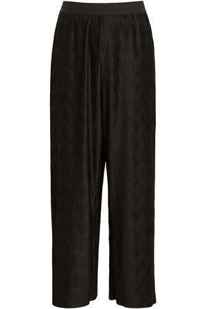 Persona by Marina Rinaldi Women Wide Leg Pants - Odino Textured Wide-Leg Trousers