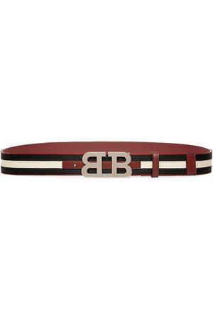 Bally B Mirror Reversible Belt
