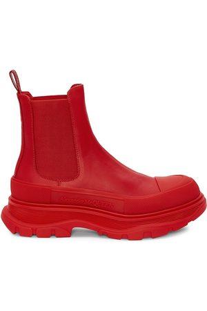 Alexander McQueen Men Chelsea Boots - Mens Tread Slick Chelsea Boots