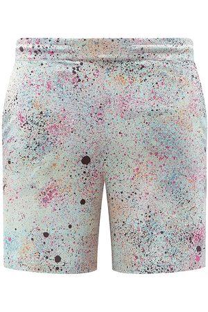 McQ Men Shorts - Speckled Shorts
