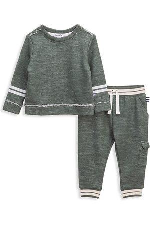 Splendid Boys Sets - Baby's & Little Boy's Speckle Terry Sweatsuit Set