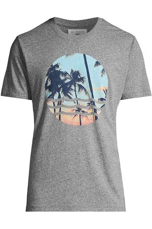SOL ANGELES Malibu Waves Crewneck T-Shirt