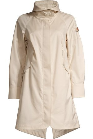 Peutery Big Star Trench Coat
