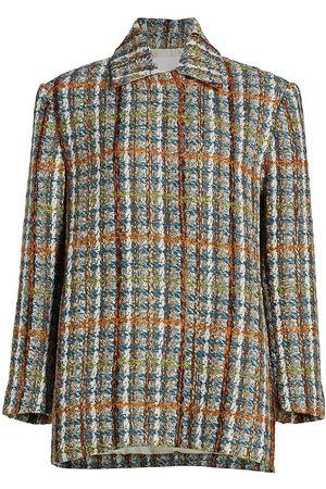 REMAIN Birger Christensen Rione Tweed Jacket