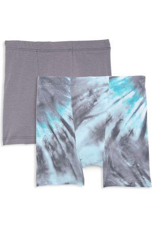 Esme Boys Boxer Shorts - Little Boy's & Boy's 2-Pack Tie-Dye Boxers Set