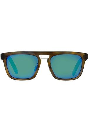 Berluti 54MM Square Sunglasses