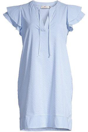 Vineyard Vines Harbor Flutter Tunic Dress