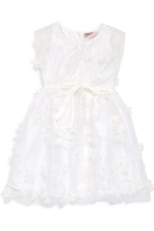 Marchesa Notte Little Girl's & Girl's Amelia Floral Dress