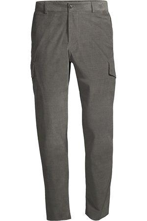 ISAIA Stretch Cotton Corduroy Pants