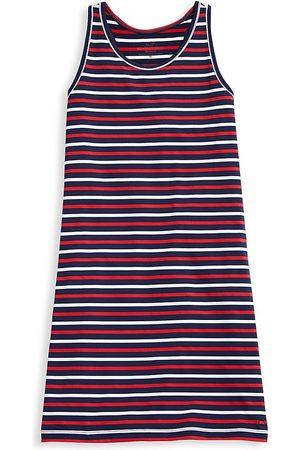 Vineyard Vines Little Girl's & Girl's Stripe Racerback Tank Dress