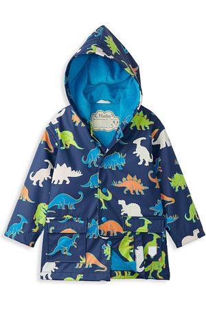 Hatley Little Boy's & Boy's Dinos Color Changing Raincoat