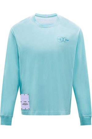McQ Relaxed-Fit Crewneck Long-Sleeve Sweatshirt