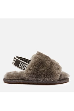 UGG Girls Slippers - Toddlers' Fluff Yeah Slide Slippers