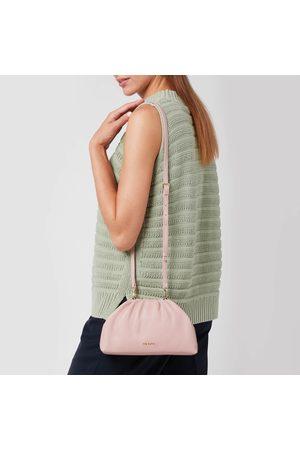Ted Baker Women Clutches - Women's Dorieen Mini Gathered Slouchy Clutch Bag