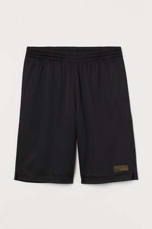 H&M Relaxed Fit Basketball Shorts