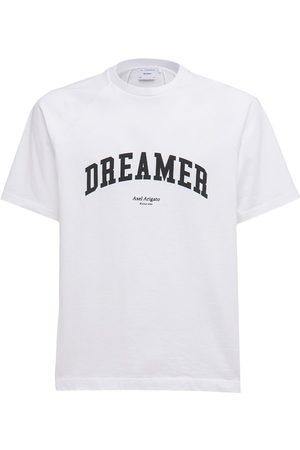 Axel Arigato Men T-shirts - Dreamer Organic Cotton T-shirt
