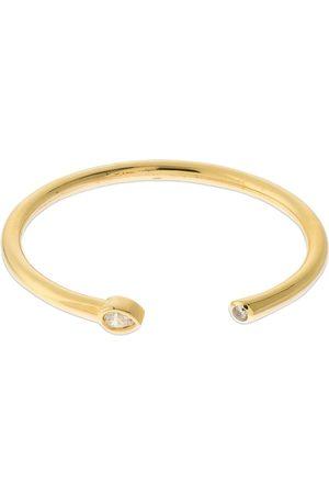APM Monaco Women Bracelets - Enchainee Cuff Bracelet W/ Crystal Stone