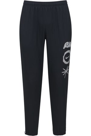 Nike Men Sports Pants - Woven Running Pants