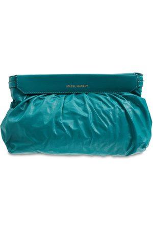 Isabel Marant Luzes Soft Leather Shoulder Bag