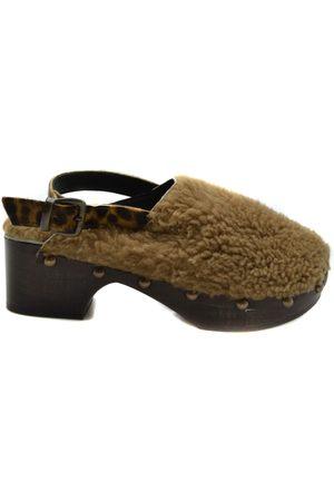 AVEC MODÉRATION Women Shoes - Women leather : 100%