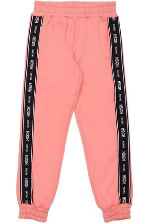 Msgm Cotton Sweatpants