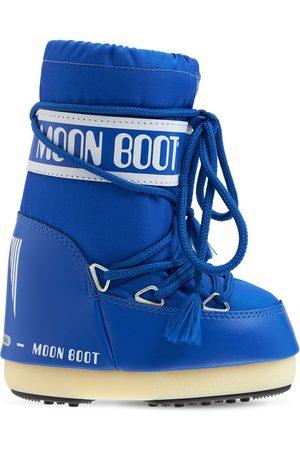 Moon Boot Boys Snow Boots - Nylon Snow Boots
