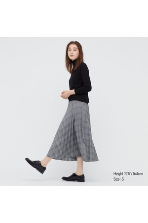 UNIQLO Women Pleated Skirts - Women's Accordion Pleated Skirt, , XS